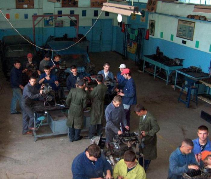 Atelier mecanica