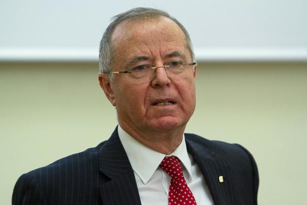 Ministrul Educatiei Nationale, Pavel Nastase, sustine prima conferinta de presa dupa preluarea mandatului, in Bucuresti, miercuri 15 februarie 2017. ALEXANDRA PANDREA/MEDIAFAX FOTO